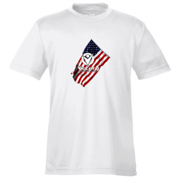 Youth Victory Wavy Flag T-shirt Thumbnail
